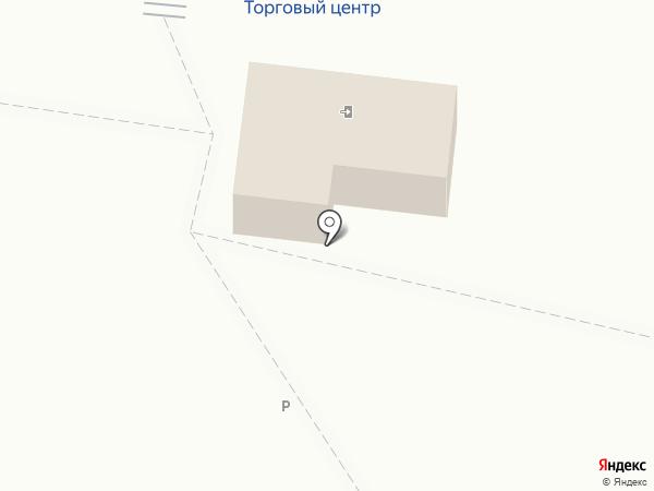 Киоск по продаже мороженого на карте Фрязино
