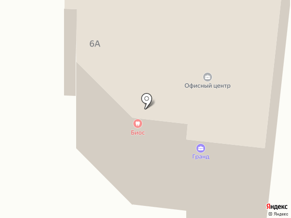 Мосэнергосбыт на карте Фрязино