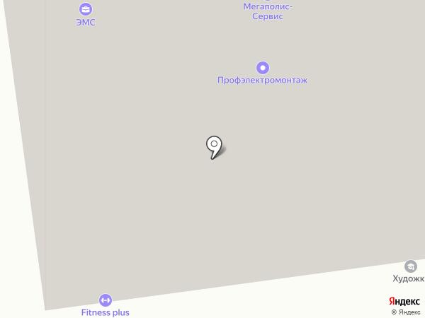 Elitnovostroy на карте Щёлково