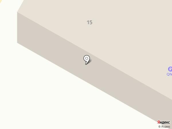 Магнит на карте Удельной