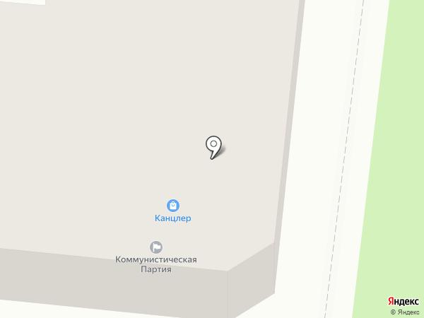 Московское областное отделение КПРФ на карте Фрязино