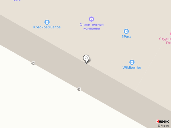 Лима-Фарм на карте Удельной
