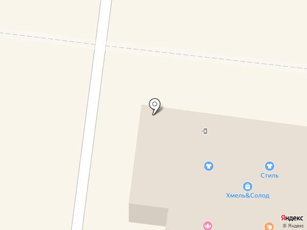 Стиль на карте Фрязино