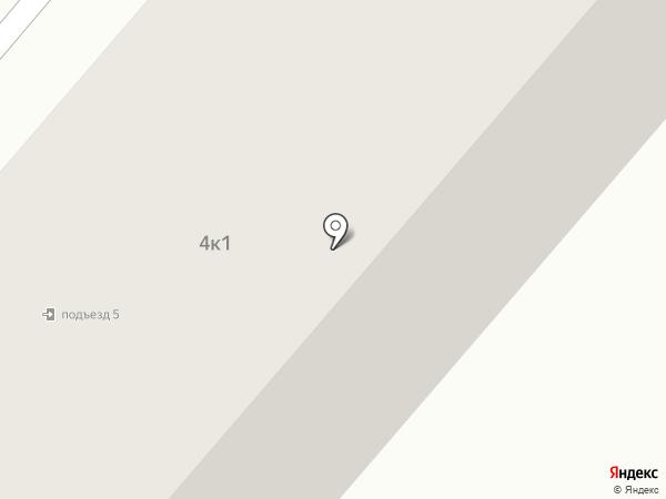 ЖЭУ-3 на карте Фрязино