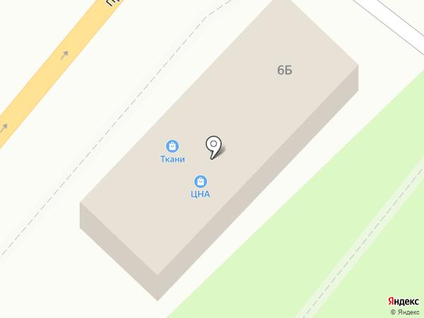 Магазин постельных принадлежностей на карте Фрязино
