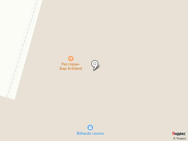 Artiland на карте Балашихи