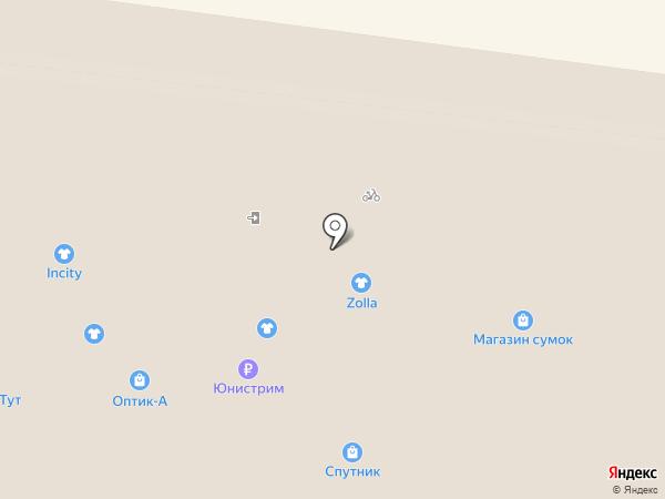 Банкомат, АКБ Абсолют банк, ПАО на карте Фрязино