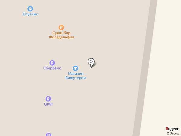 Билайн на карте Фрязино