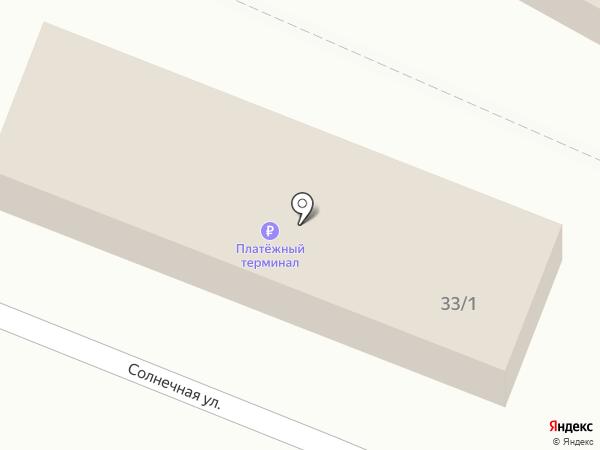 Продуктовый магазин на карте Удельной