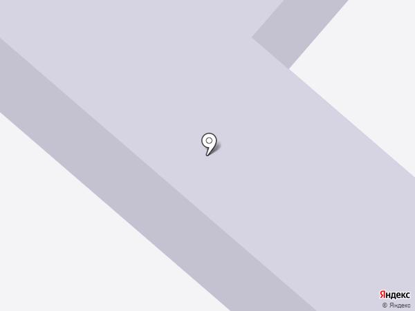 Гимназия на карте Фрязино