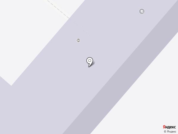 ОЛИМПИК на карте Фрязино