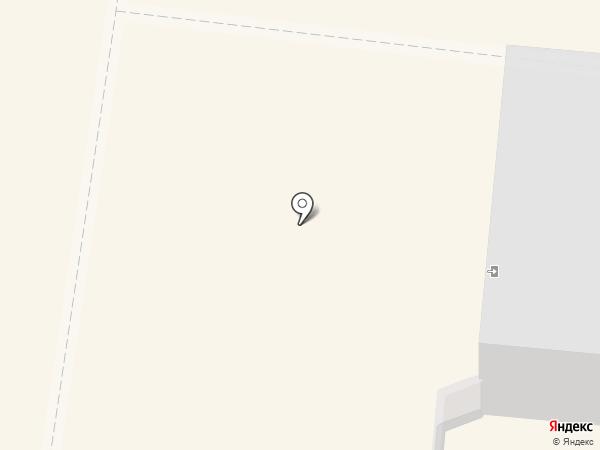 Киоск хлебобулочных изделий на карте Фрязино