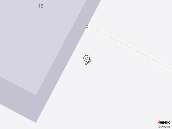 Удельнинская средняя общеобразовательная школа №34 на карте Удельной