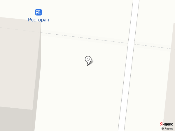 Магазин продуктов на карте Фрязино
