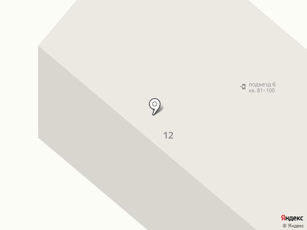 Чайка, ЖСК на карте Фрязино