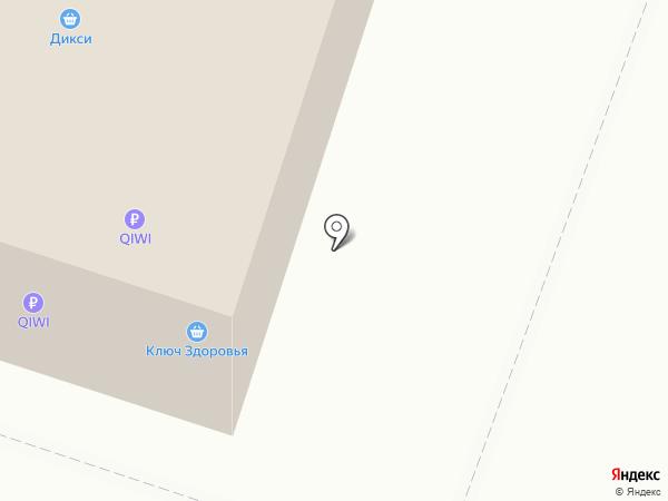 Дикси на карте Родников