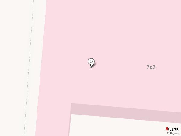 KDL на карте Фрязино
