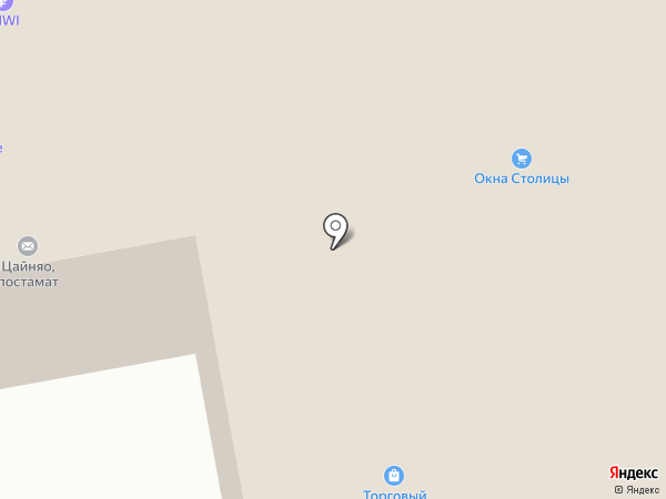 ГАЗ на карте Балашихи