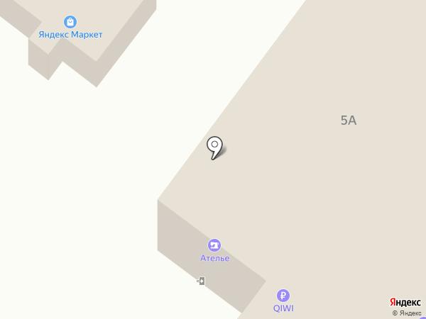 Frant на карте Щёлково