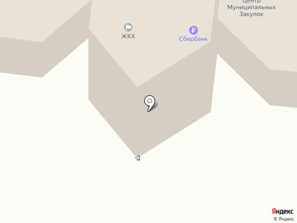 Совет депутатов на карте Фрязино