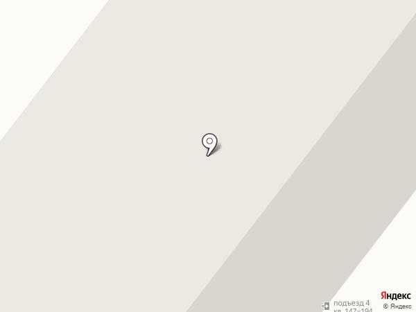 Черноморский-2 на карте Геленджика