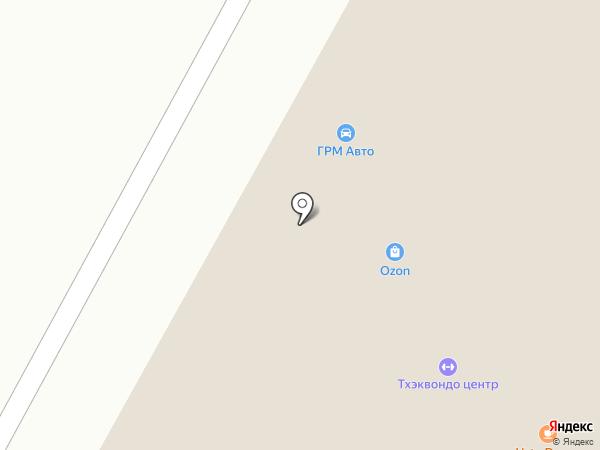 ГРМ на карте Удельной