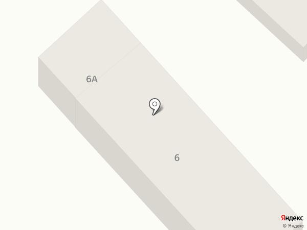 Chaika на карте Геленджика
