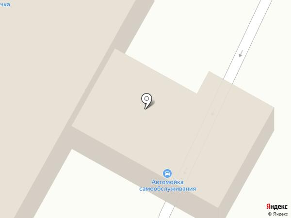 Автомойка на карте Удельной