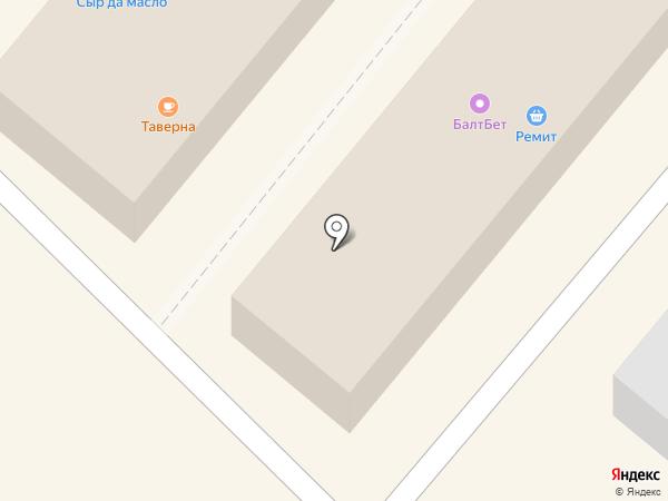 Подростковый GARDEROB на карте Фрязино