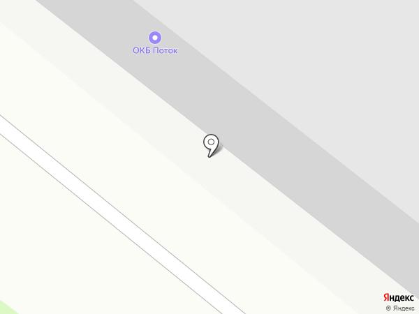 Новый город на карте Фрязино