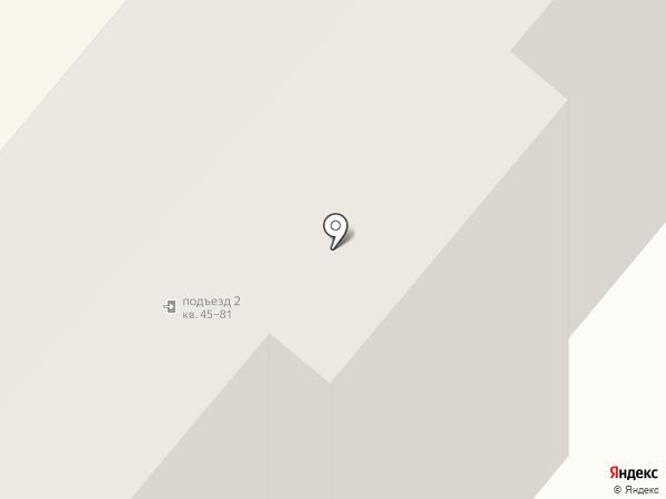 Надежда, ЖСК на карте Фрязино