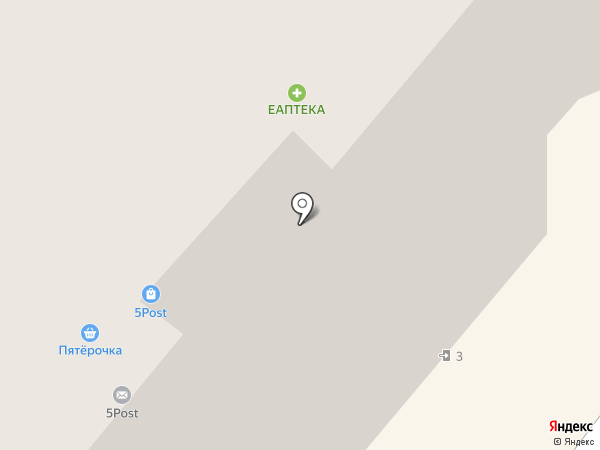 Связной на карте Фрязино