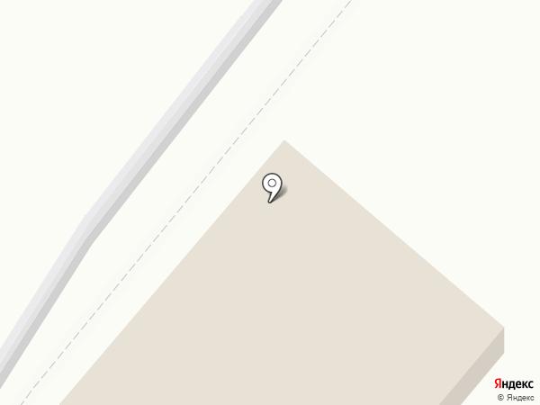 Визави на карте Геленджика
