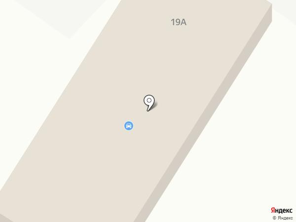 Шиномонтажная мастерская на карте Фрязино