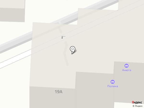 Виктория на карте Геленджика