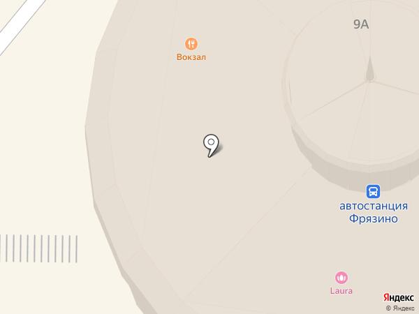 Восточная лавка на карте Фрязино