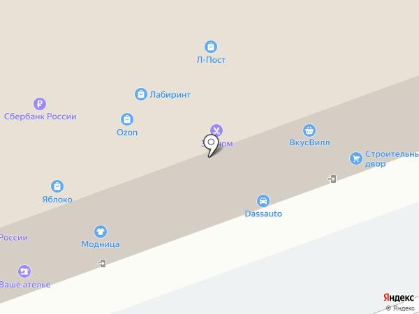 VRK на карте Фрязино