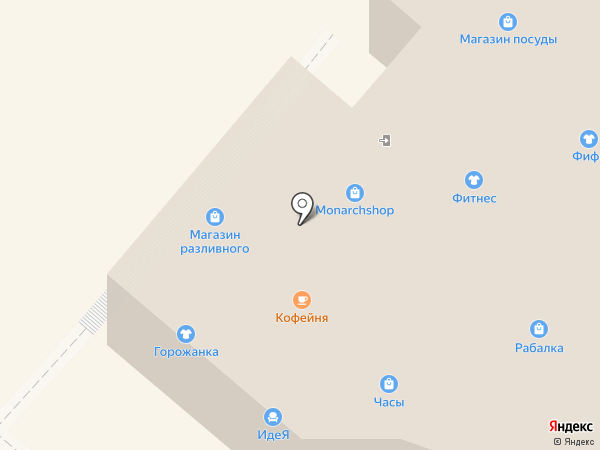 ИдеЯ на карте Фрязино