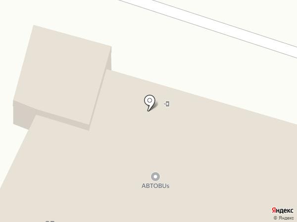Верный на карте Фрязино