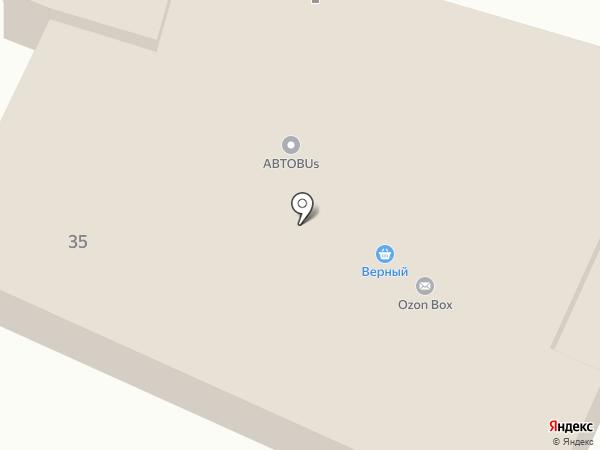 Unisec на карте Фрязино