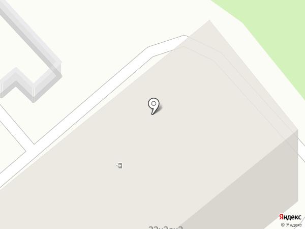 Мегаролл на карте Геленджика