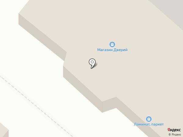 Магазин сантехники на карте Фрязино