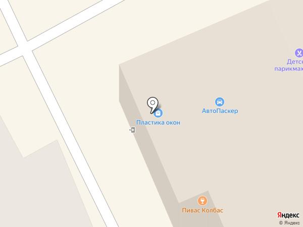 Анюта на карте Фрязино