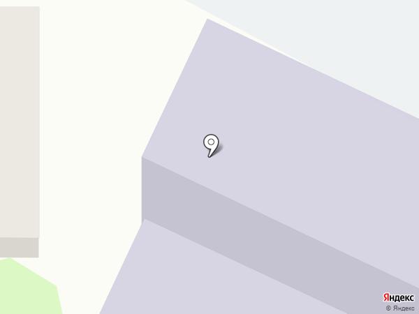 Южный Федеральный Университет на карте Геленджика