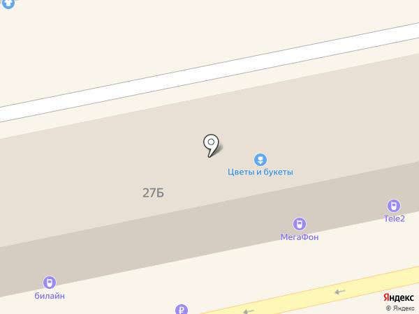 МТС на карте Щёлково