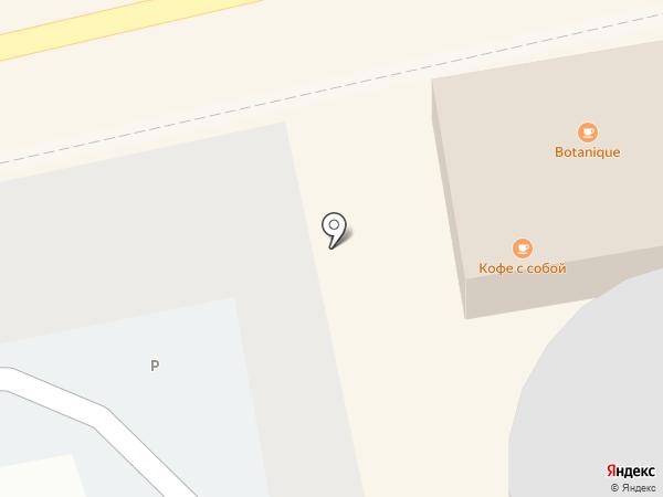Продуктовый магазин на карте Щёлково