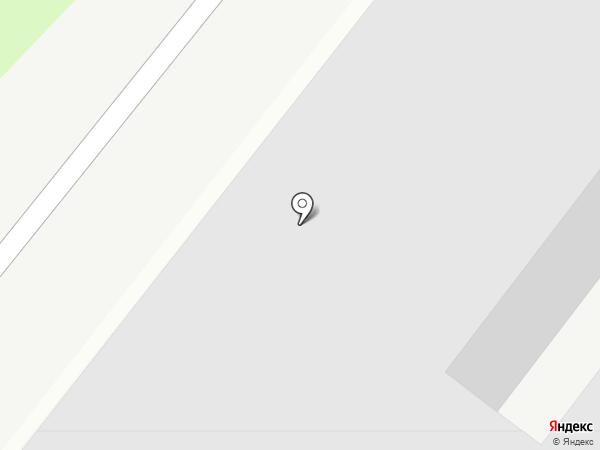 Объект 1238 на карте Фрязино