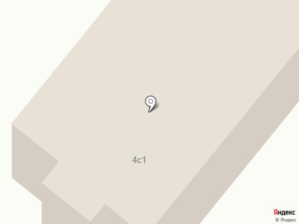 Теплоэнерго на карте Фрязино