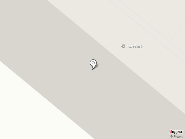 Парикмахерская на карте Фрязино
