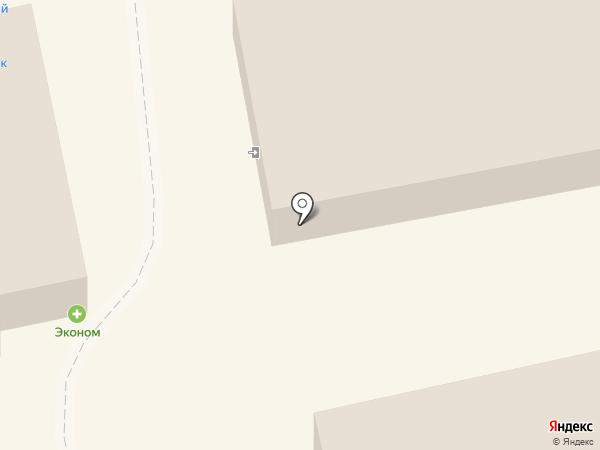 Мясной Домик на карте Щёлково